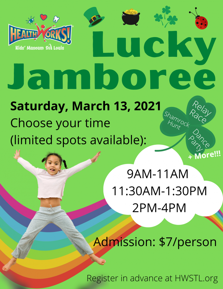 Lucky Jamboree–SOLD OUT