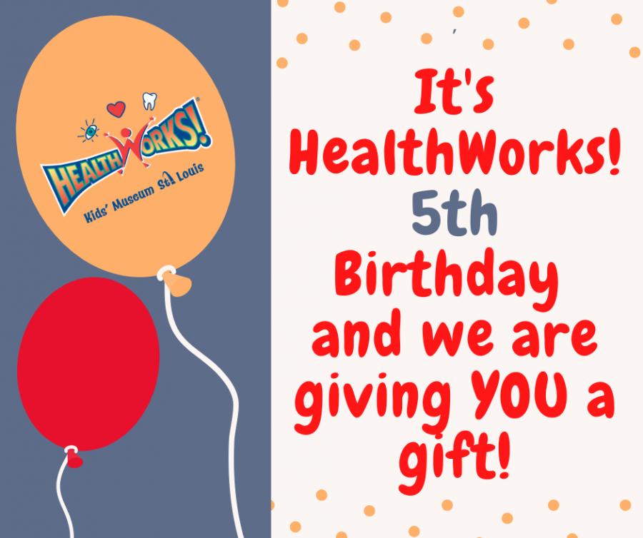 HealthWorks! 5th Birthday Discount